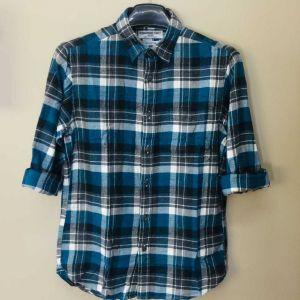 Men Flannel Shirts (XIX005)