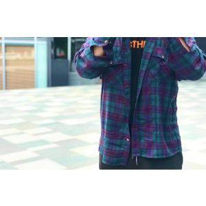 Men Flannel Shirt (AD03)