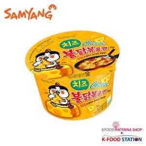 Samyang Cheese Big Bowl Noddle (105g)