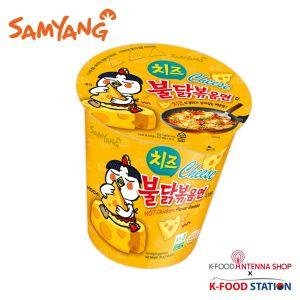 Samyang Cheese Cup Noddle (70g)
