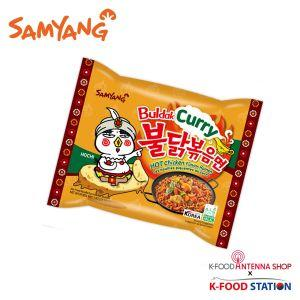 Samyang Hot chicken curry Noddle (140g)