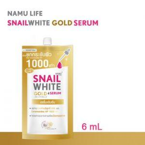 NAMU LIFE SNAILWHITE GOLD SERUM (6ml)