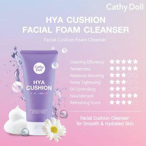 Cathy Doll Hya Cushion Facial Foam