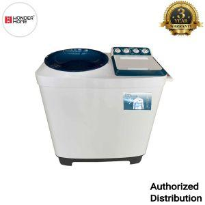 Wonder Home Semi Auto Twin Tub Washing Machine 11 KG(WH-WM-D11)