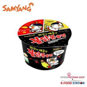 Samyang Hot Chicken Big Bowl Noddle (105g)