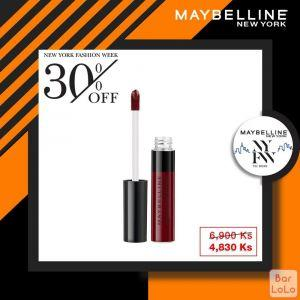 Maybelline Sensation Liquid Matte 02 Soft Wine (7 ml )-66242
