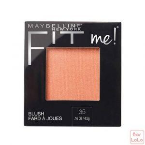 MAYBELLINE NEW YORK FIT ME BLUSH 35 CORAL4.5G (K2435200)-67843