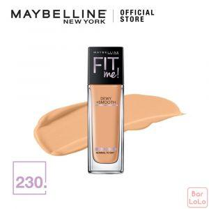MAYBELLINE FIT ME DEWY & SMOOTH FOUNDATION 230 NATURAL BUFF 30ML(G3749000)-67910