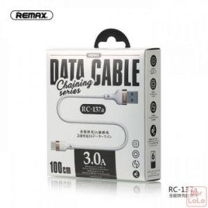 REMAX Chaining Series 3.0A Data Cable (RC-137a)-68389