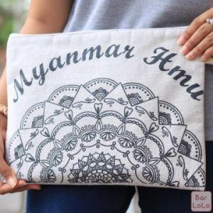 Myanmar Hmu iPad Bag (Kanote)(MM0078)-68675