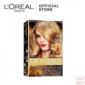 LOREAL EXCELLENCE FASHION HAIR COLOR 9.13 GOLDEN BEIGE BROWN 172ML-69145