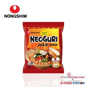 NONGSHIM Neoguri Seafood Spicy Noodle 120g