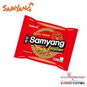 Samyang Original Spicy Bag Noddle (120g)