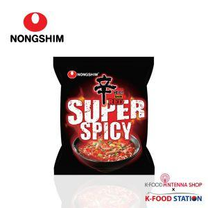 NONGSHIM Shin Red Super Spicy Noodle 120g