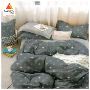 Amazing One Double Bedsheet (5in1, Fitted)AZMYB5D