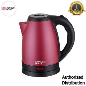 Wonder Home Elecrtic Kettle (WH-EK-R)