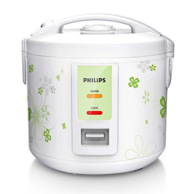 PHILIPS Rice Cooker (HD 3011)