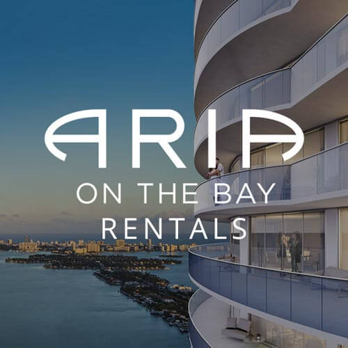 ARIA ON THE BAY CONDOS FOR RENT