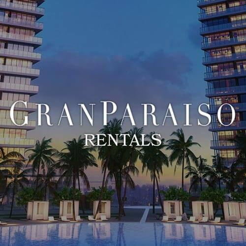 GRAN PARAISO CONDOS FOR RENT