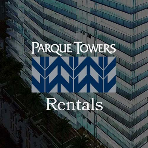 PARQUE TOWERS CONDOS FOR RENT