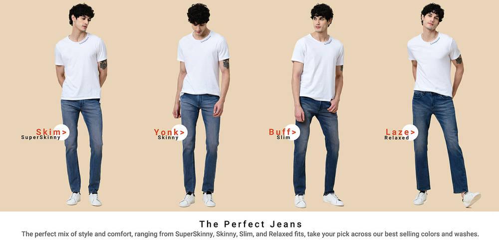Jeans For Men Buy Branded Blue Denim Jeans Blackberrys