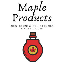 Organic Maple Syrup Products