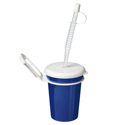 Trinkbecher 'Take Away' 0,3 l (standard-blau PP) (Art.-Nr. CA000136)