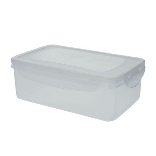 Lunchbox 'Elite', large (transparent) (Art.-Nr. CA085223)