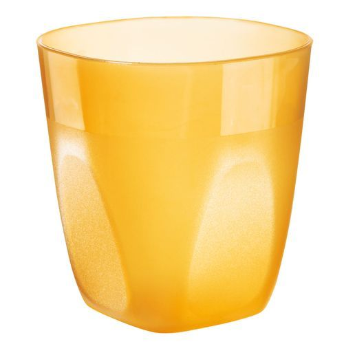 Trinkbecher 'Mini Cup' 0,2 l (trend-orange PP) (Art.-Nr. CA086408)