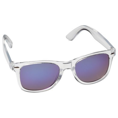 Sonnenbrille 'Blues' ocean (transparent) (Art.-Nr. CA390036)