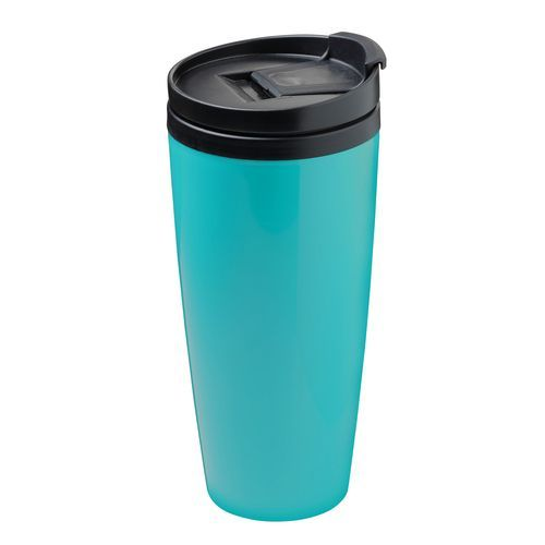 Isolierbecher 'Coffee To Go' (Teal) (Art.-Nr. CA628317)