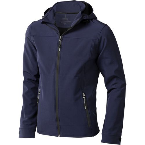 Langley Softshell Jacke (navy) (Art.-Nr. CA002140)