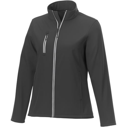 Orion Damen Softshelljacke (Storm Grey) (Art.-Nr. CA008862)