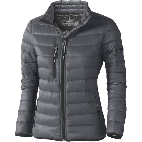 Scotia Damen leichte Daunenjacke [S] (Steel grey) (Art.-Nr. CA019774)