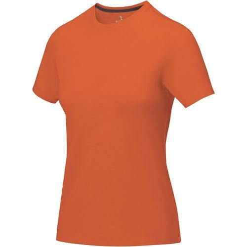 Nanaimo Damen T Shirt (orange) (Art.-Nr. CA050054)