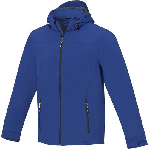 Langley Softshell Jacke (blau) (Art.-Nr. CA050461)