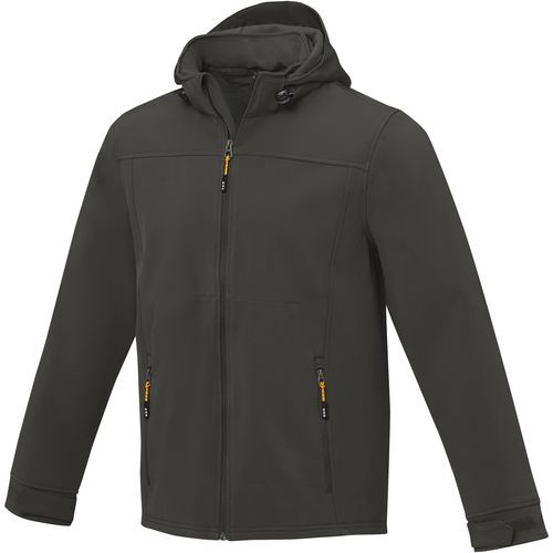 Langley Softshell Jacke (anthrazit) (Art.-Nr. CA058975)