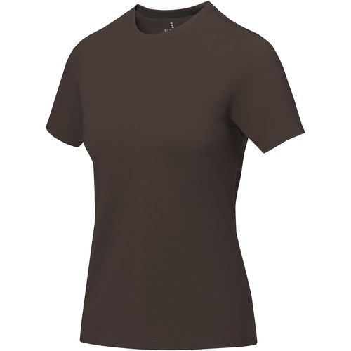 Nanaimo Damen T Shirt [M] (Chocolate Brown) (Art.-Nr. CA111997)