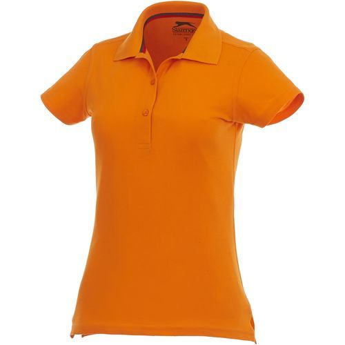 Advantage Damen Poloshirt (orange) (Art.-Nr. CA194093)