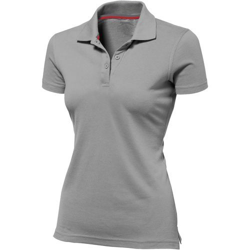 Advantage Damen Poloshirt (grau) (Art.-Nr. CA270490)