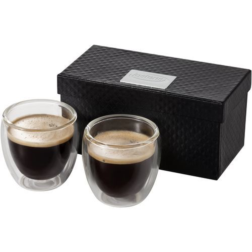 Boda 2 teiliges Espresso Set (transparent) (Art.-Nr. CA368255)