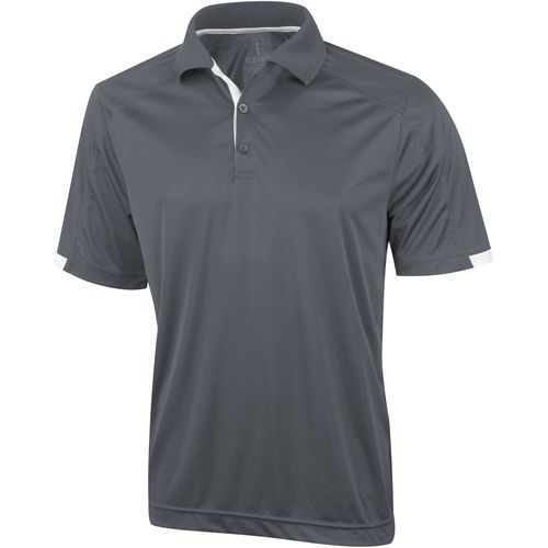 Kiso Poloshirt (Steel grey) (Art.-Nr. CA542515)