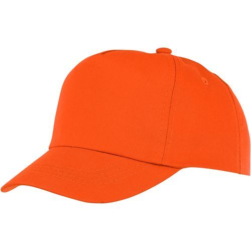Feniks Cap mit 5 Segmenten für Kinder (orange) (Art.-Nr. CA808542)