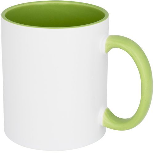 Pix 330 ml Colour-Pop Sublimations-Tasse (limone) (Art.-Nr. CA829761)
