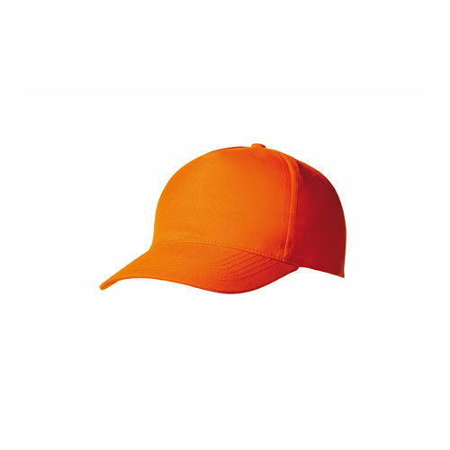 Basic 5 Panel Cap (orange) (Art.-Nr. CA043416)