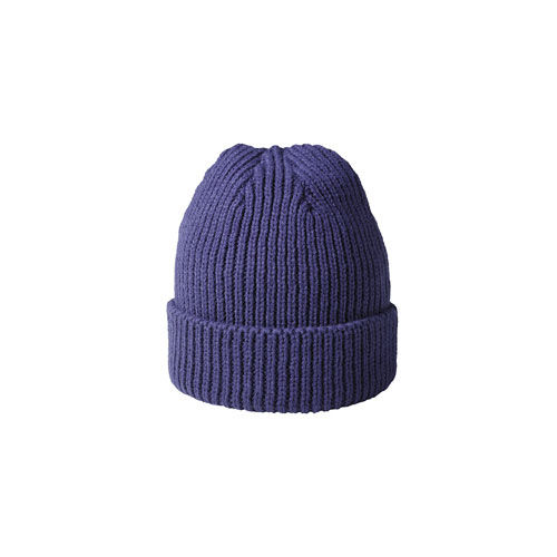 Exclusive Knitted Basic Beanie (marine) (Art.-Nr. CA190109)