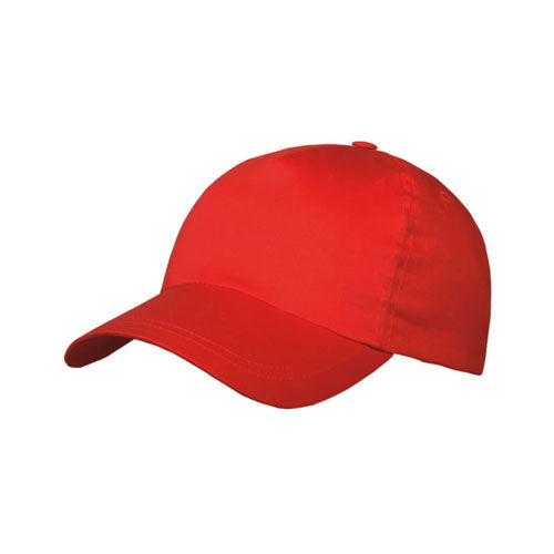 Brushed 5 Panel Cap (Art.-Nr. CA220912)
