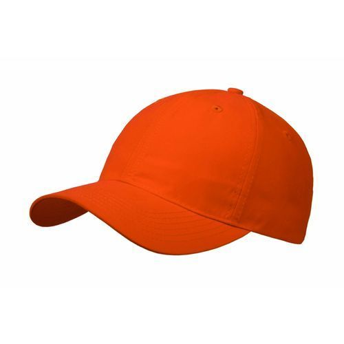 Microfaser 6 Panel Cap (orange) (Art.-Nr. CA302926)