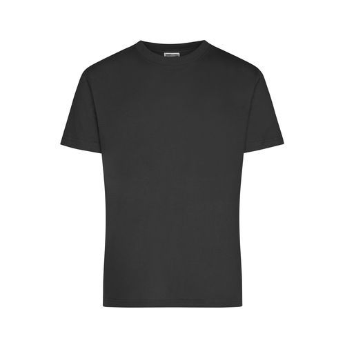 T-Shirt aus Single-Jersey (schwarz) (Art.-Nr. CA001525)