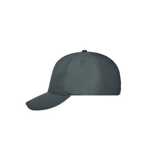 6 Panel Workwear Cap - COLOR - - 6 Panel Sun-Protection Cap (grau) (Art.-Nr. CA012058)